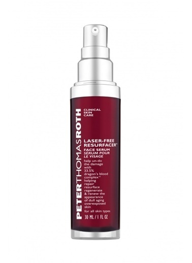 Peter Thomasroth PETER THOMAS ROTH Laser-Free Resurfacer Face Serum 30 ml Renksiz